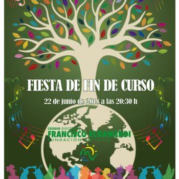 Fiesta de Fin de Curso: Madre Tierra