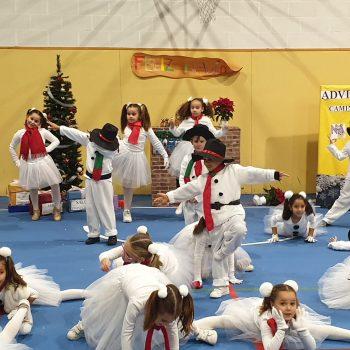 La Navidad llega a Francisco Echamendi